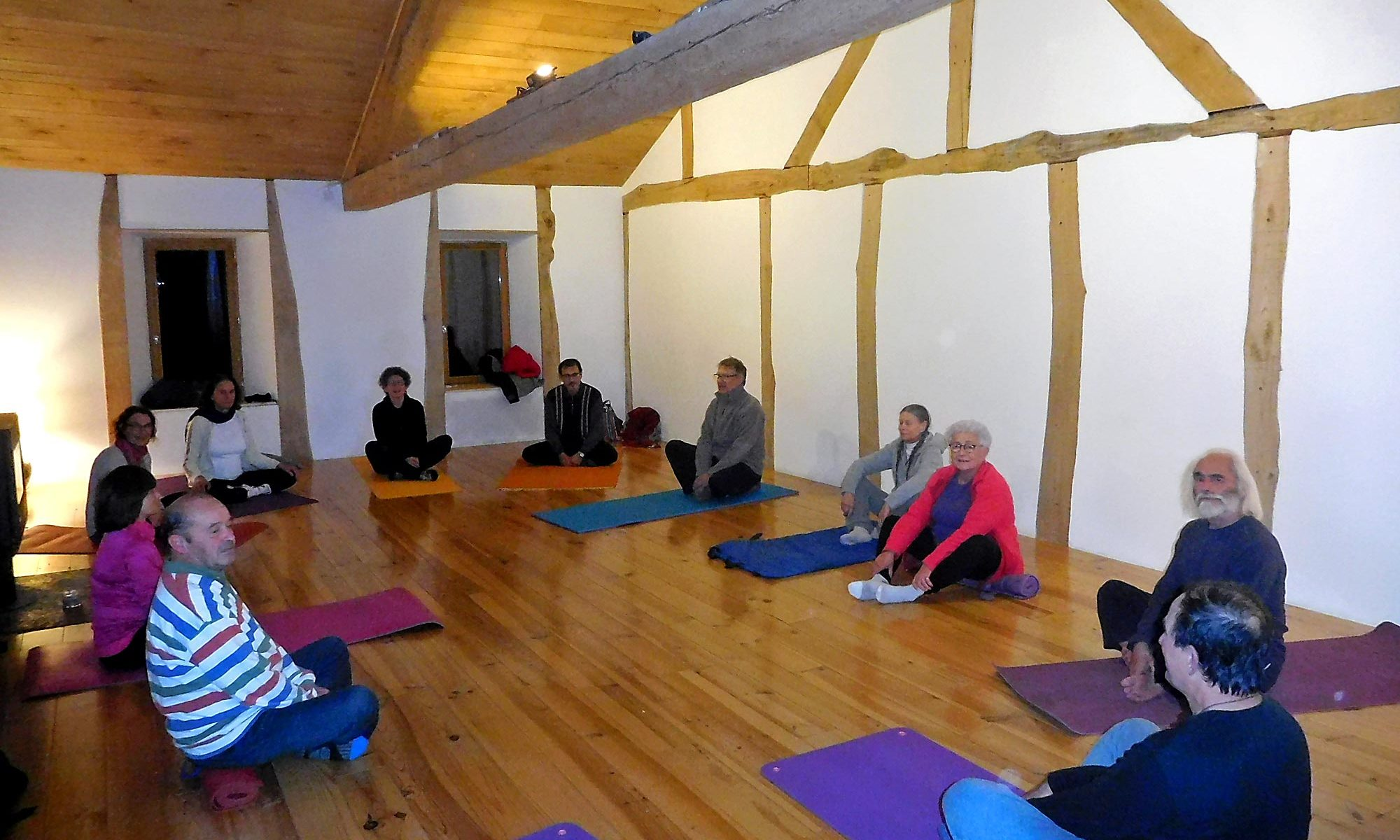 salle yogadanse roquecave