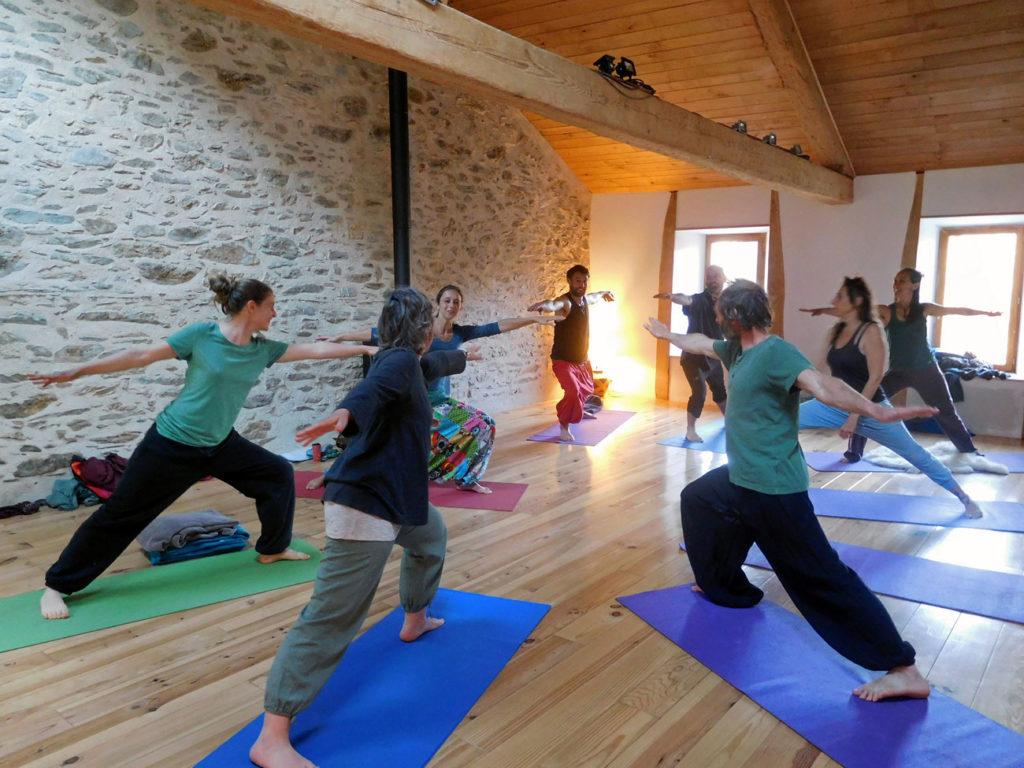yoga roquecave