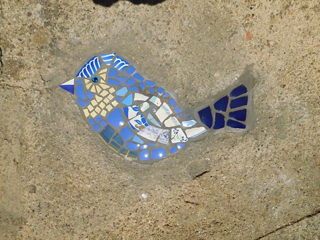 oiseau ceramique